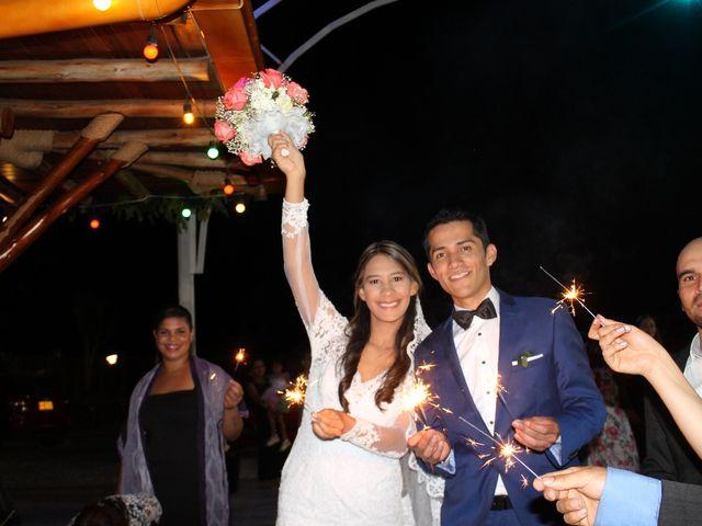 El matrimonio de Daniel  y Jessica  en Supía, Caldas 63