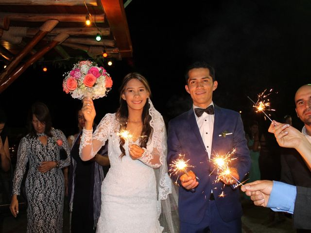 El matrimonio de Daniel  y Jessica  en Supía, Caldas 64