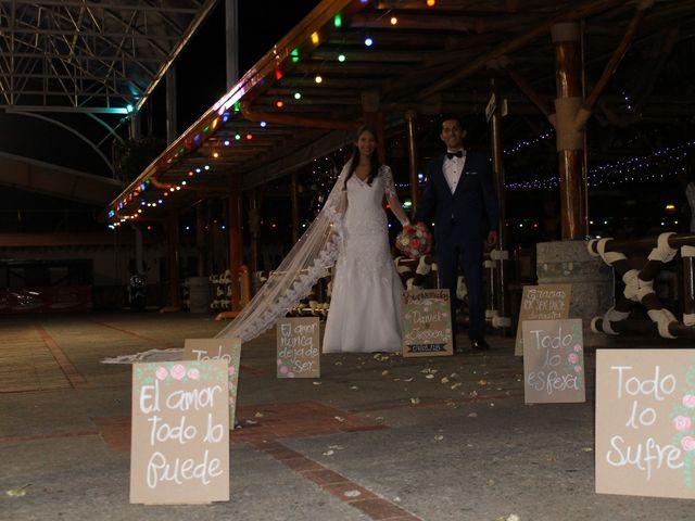 El matrimonio de Daniel  y Jessica  en Supía, Caldas 65