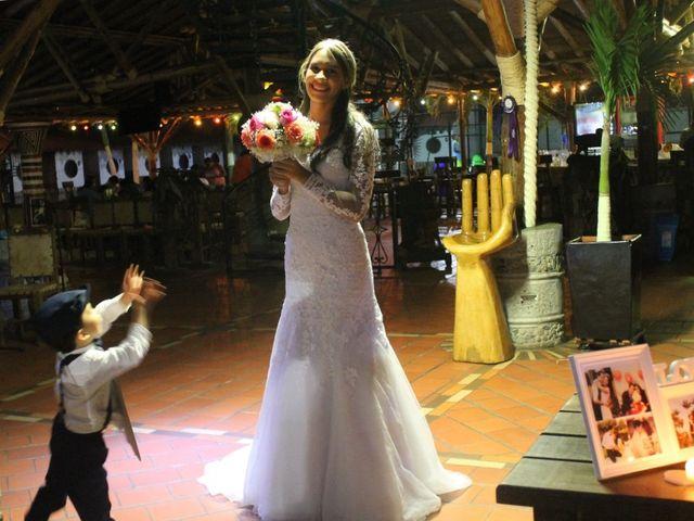 El matrimonio de Daniel  y Jessica  en Supía, Caldas 77