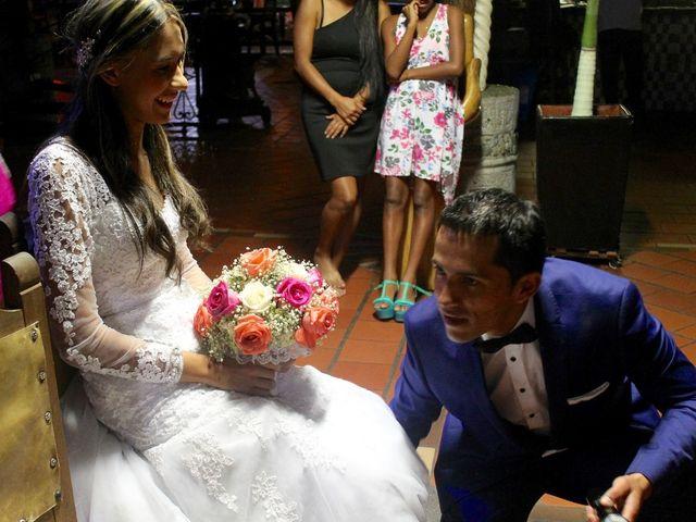 El matrimonio de Daniel  y Jessica  en Supía, Caldas 79