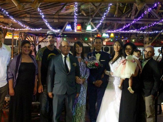 El matrimonio de Daniel  y Jessica  en Supía, Caldas 84
