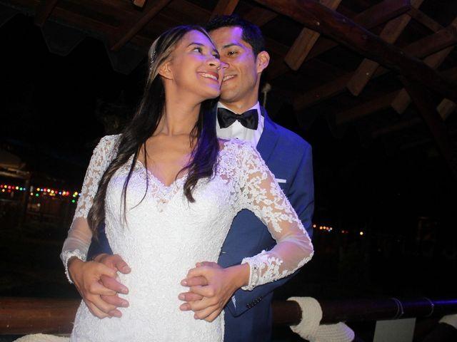El matrimonio de Daniel  y Jessica  en Supía, Caldas 87