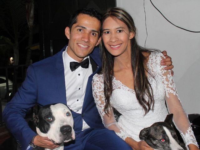 El matrimonio de Daniel  y Jessica  en Supía, Caldas 88