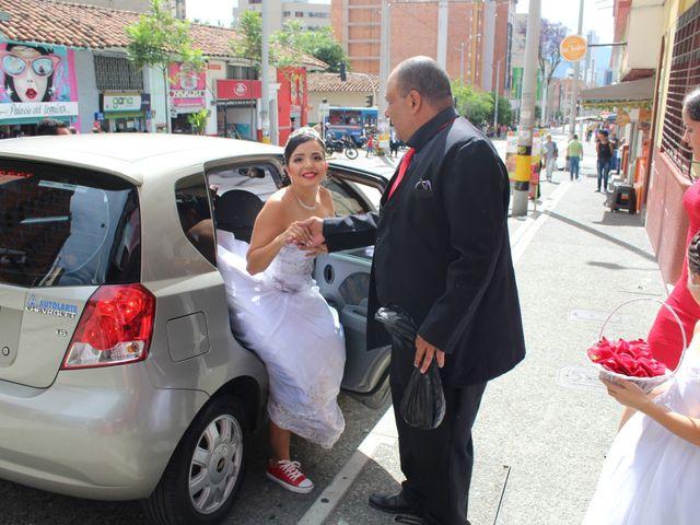 El matrimonio de Estiven y Daniela  en Medellín, Antioquia 7