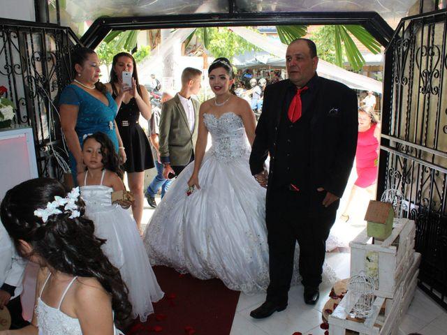 El matrimonio de Estiven y Daniela  en Medellín, Antioquia 8