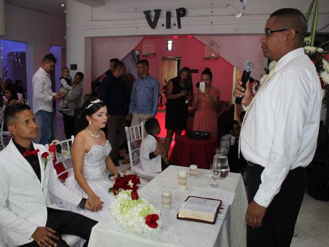 El matrimonio de Estiven y Daniela  en Medellín, Antioquia 9