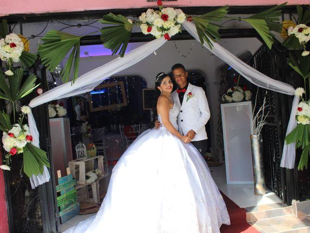 El matrimonio de Estiven y Daniela  en Medellín, Antioquia 16