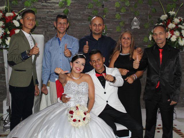 El matrimonio de Estiven y Daniela  en Medellín, Antioquia 25