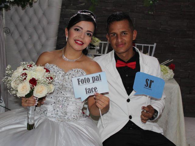 El matrimonio de Estiven y Daniela  en Medellín, Antioquia 26