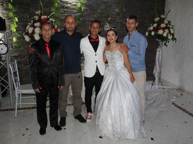 El matrimonio de Estiven y Daniela  en Medellín, Antioquia 35