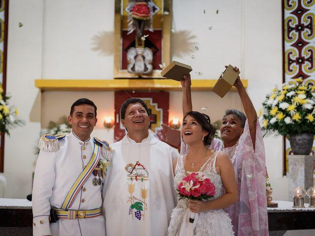 El matrimonio de Camilo y Maria de las Estrellas en Neiva, Huila 8