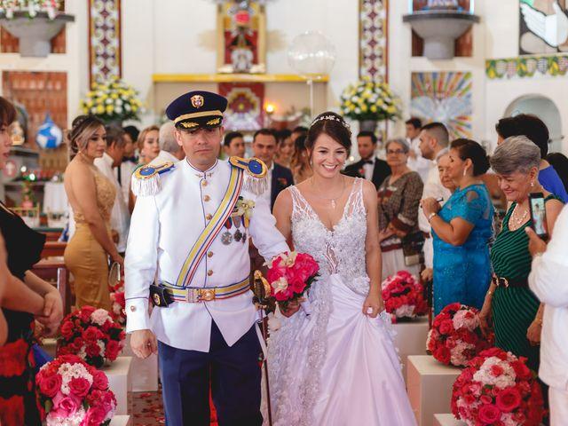 El matrimonio de Camilo y Maria de las Estrellas en Neiva, Huila 9