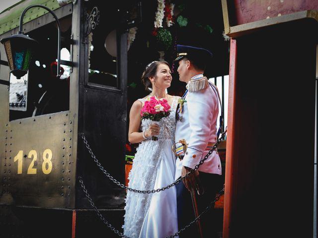 El matrimonio de Camilo y Maria de las Estrellas en Neiva, Huila 11