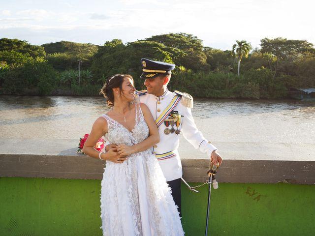 El matrimonio de Camilo y Maria de las Estrellas en Neiva, Huila 13