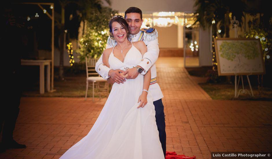 El matrimonio de Camilo y Maria de las Estrellas en Neiva, Huila