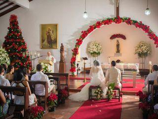 El matrimonio de Nathalia y Victor 3