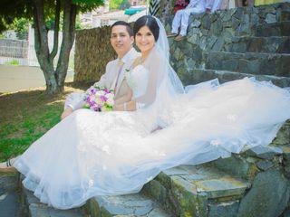 El matrimonio de Nathalia y Victor