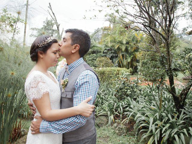 El matrimonio de Maria y Andres en Medellín, Antioquia 31