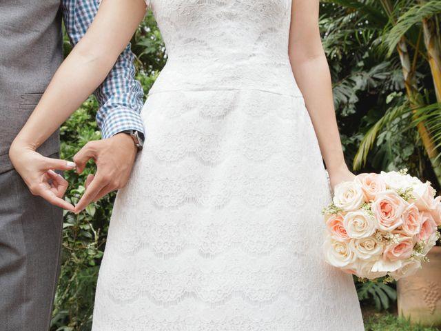 El matrimonio de Maria y Andres en Medellín, Antioquia 32