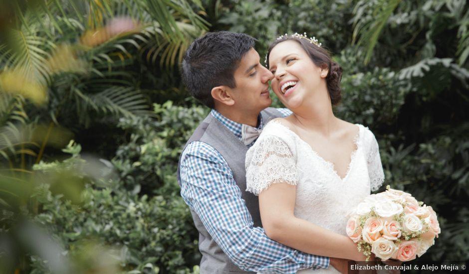 El matrimonio de Maria y Andres en Medellín, Antioquia