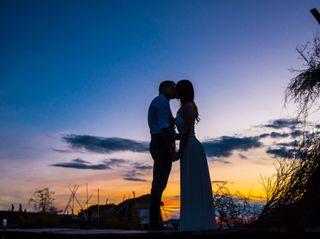 El matrimonio de Sara y Juanes