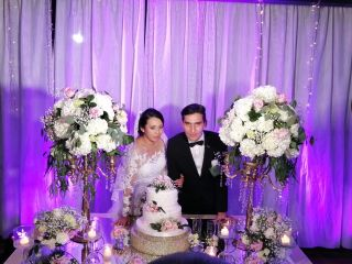 El matrimonio de Lisa  y Felipe
