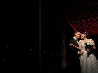 El matrimonio de Humberto  y Cindy  2