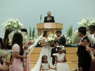 El matrimonio de Humberto  y Cindy  3
