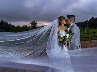 El matrimonio de Caro y Nico