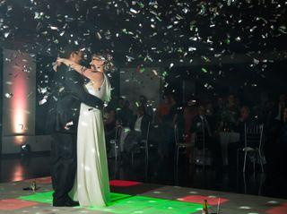 El matrimonio de Cristina y Santiago 2