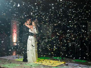 El matrimonio de Cristina y Santiago 3