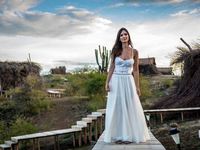 El matrimonio de Juanes y Sara en Villavieja, Huila 1