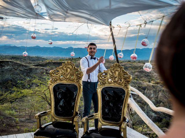 El matrimonio de Juanes y Sara en Villavieja, Huila 15