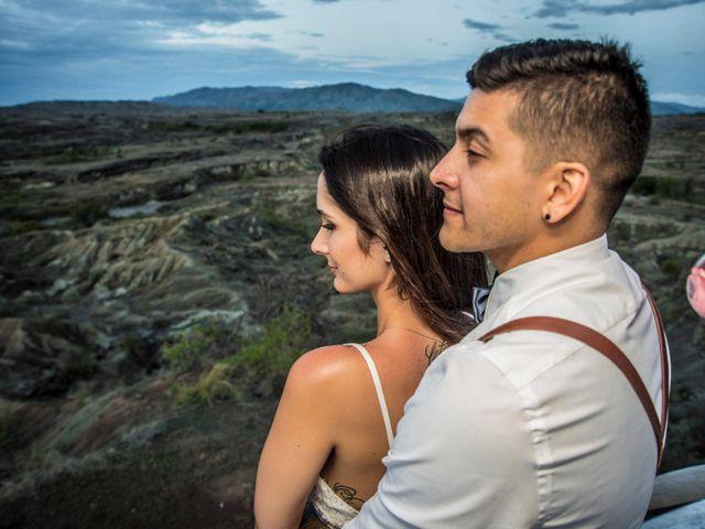 El matrimonio de Juanes y Sara en Villavieja, Huila 22