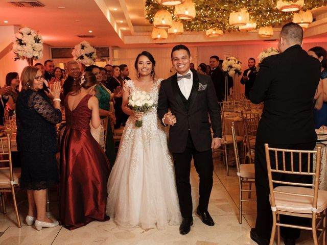 El matrimonio de Humberto  y Cindy