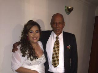 El matrimonio de Paola  y Yolman  2