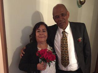 El matrimonio de Paola  y Yolman  3