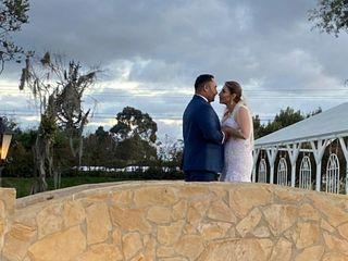 El matrimonio de Adriana y Cesar 2
