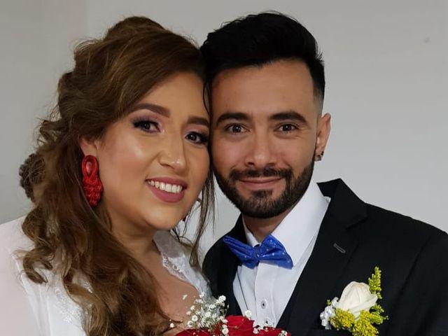 El matrimonio de Yolman  y Paola  en Bogotá, Bogotá DC 11