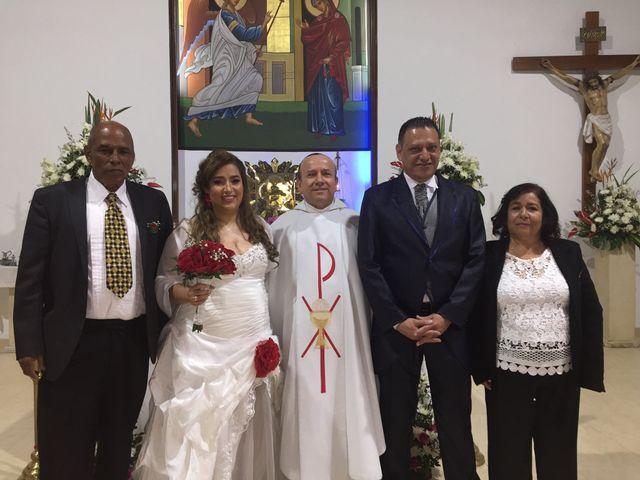 El matrimonio de Yolman  y Paola  en Bogotá, Bogotá DC 12