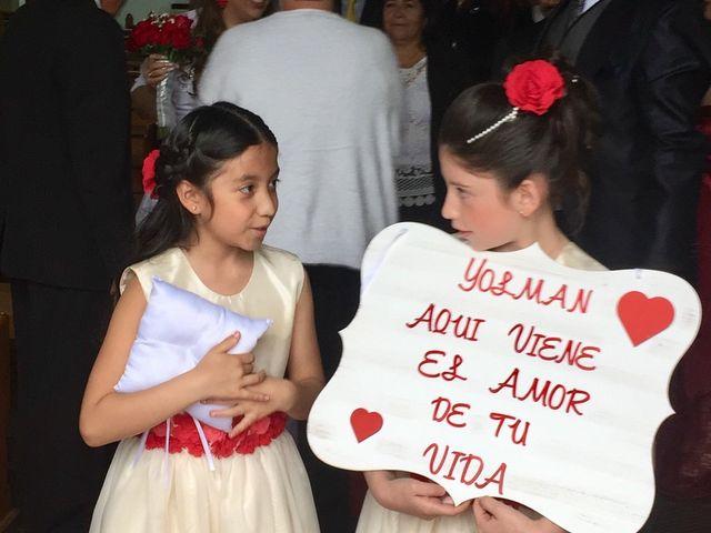 El matrimonio de Yolman  y Paola  en Bogotá, Bogotá DC 13