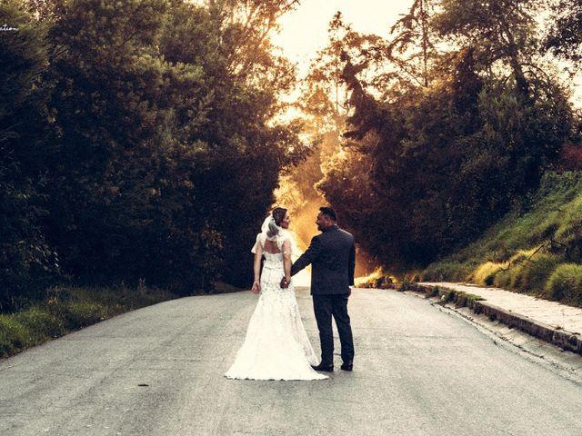 El matrimonio de Adriana y Cesar