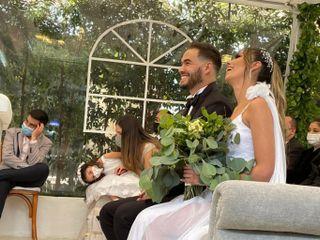 El matrimonio de Mariana  y Nicolás