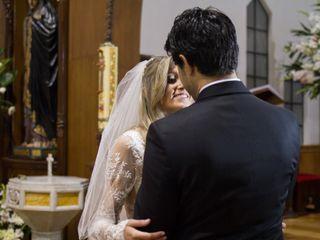 El matrimonio de Paula y Fernando 1