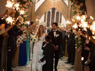 El matrimonio de Paula y Fernando