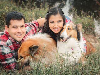 El matrimonio de María Fernanda y José Daniel 1