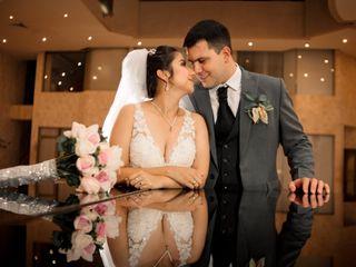 El matrimonio de María Fernanda y José Daniel