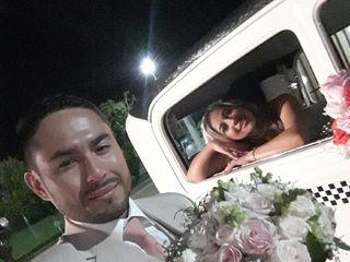 El matrimonio de Andrea  y Marco
