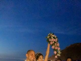 El matrimonio de Laura y Arnoldo 3